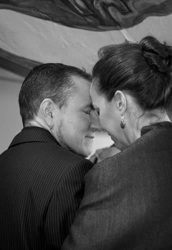 Wedding of Jhos Singer and Julie Batz - Half Moon Bay Wedding